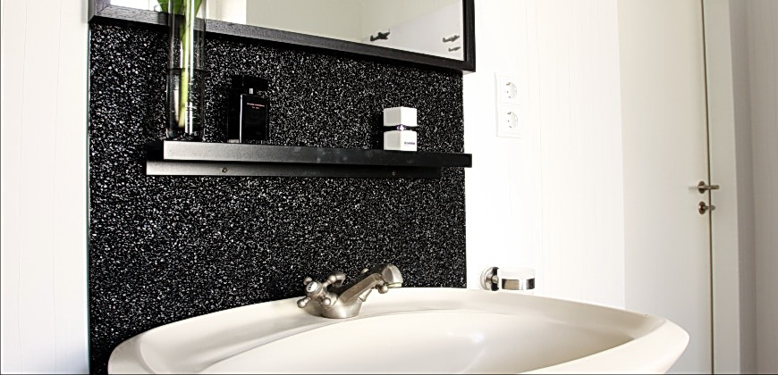 steinteppich wand bad w nde steinteppiche b der ravello deutschland. Black Bedroom Furniture Sets. Home Design Ideas